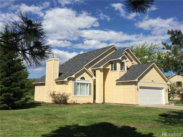 2013 E Quartz Mountain Drive, Ellensburg, WA 98926 (#1106704) :: Ben Kinney Real Estate Team
