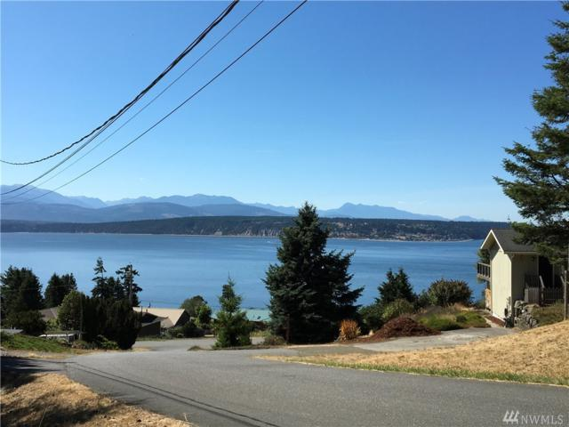 25-Lot 25 Quinault Lp, Port Townsend, WA 98368 (#1110229) :: Homes on the Sound