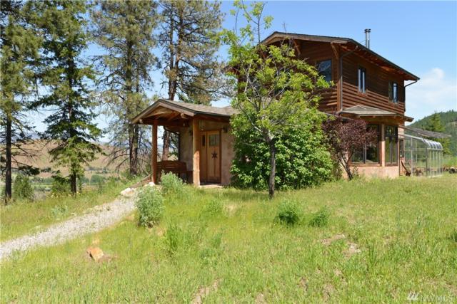 193-D Poorman Creek Road, Twisp, WA 98856 (#1113888) :: Ben Kinney Real Estate Team