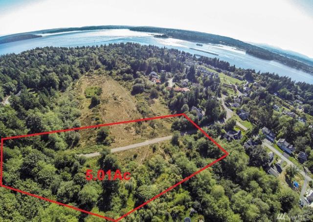 0-lot 14 Hilltop Dr NE, Bainbridge Island, WA 98110 (#1116204) :: Ben Kinney Real Estate Team