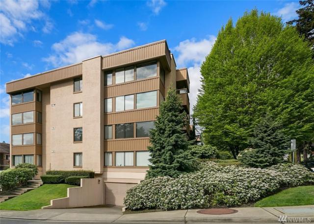 10101 SE 3rd St #108, Bellevue, WA 98004 (#1117587) :: Ben Kinney Real Estate Team