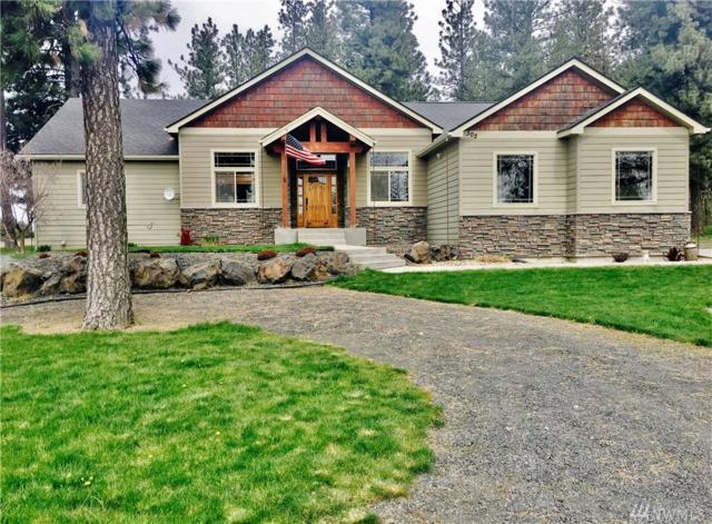 302 E Justine Lane, Spokane, WA 99224 (#1117848) :: Ben Kinney Real Estate Team