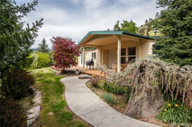 6970 Olalla Canyon Rd, Cashmere, WA 98815 (#1118070) :: Ben Kinney Real Estate Team