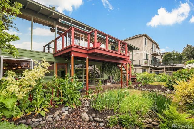 2421 W Mercer Wy, Mercer Island, WA 98040 (#1121120) :: Ben Kinney Real Estate Team