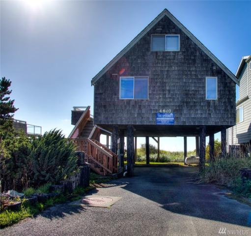 4807 Pacific Ave, Moclips, WA 98562 (#1122586) :: Ben Kinney Real Estate Team