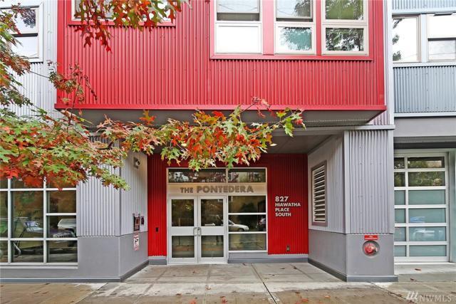 827 Hiawatha Place S #305, Seattle, WA 98144 (#1122922) :: Ben Kinney Real Estate Team