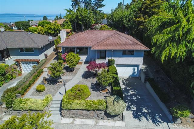 1902 NW 90th St, Seattle, WA 98117 (#1133014) :: Ben Kinney Real Estate Team