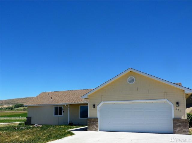 641 Busch Rd, Ellensburg, WA 98926 (#1133882) :: Ben Kinney Real Estate Team
