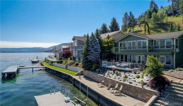 4250 S Lakeshore, Chelan, WA 98816 (#1136105) :: Ben Kinney Real Estate Team