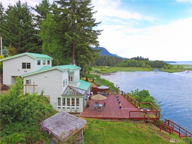307293 Hwy 101, Brinnon, WA 98320 (#1138416) :: Ben Kinney Real Estate Team