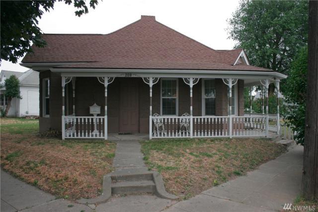 209 E Alder Ave, Ritzville, WA 99169 (#1138877) :: Ben Kinney Real Estate Team