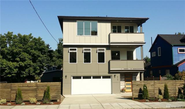614 28th Ave E, Seattle, WA 98112 (#1141932) :: Ben Kinney Real Estate Team