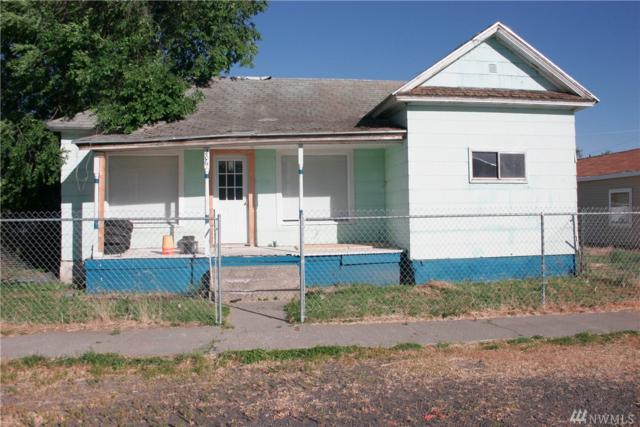 206 E Birch Ave, Ritzville, WA 99169 (#1142418) :: Ben Kinney Real Estate Team