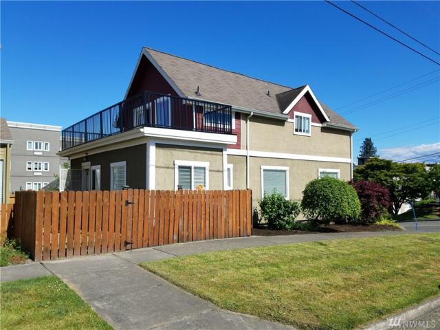 819 S 25th St, Tacoma, WA 98405 (#1142912) :: Ben Kinney Real Estate Team