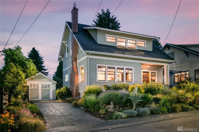 7220 Ledroit Ct SW, Seattle, WA 98136 (#1143320) :: Ben Kinney Real Estate Team