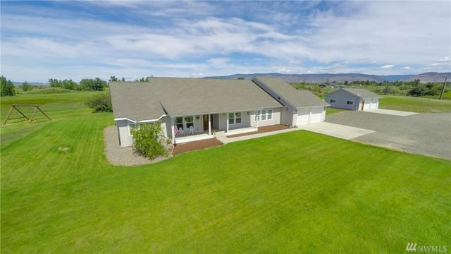 480 Buckboard Lane, Ellensburg, WA 98926 (#1146127) :: Ben Kinney Real Estate Team