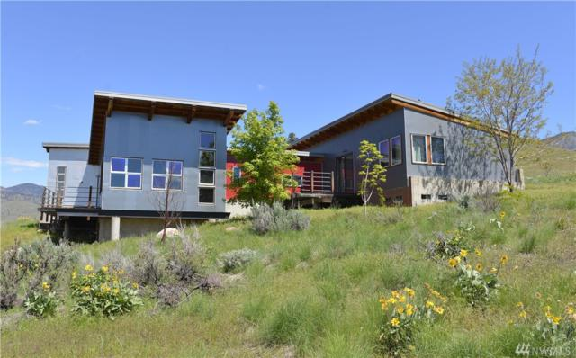 51 Storer Creek Rd, Twisp, WA 98856 (#1146165) :: Ben Kinney Real Estate Team