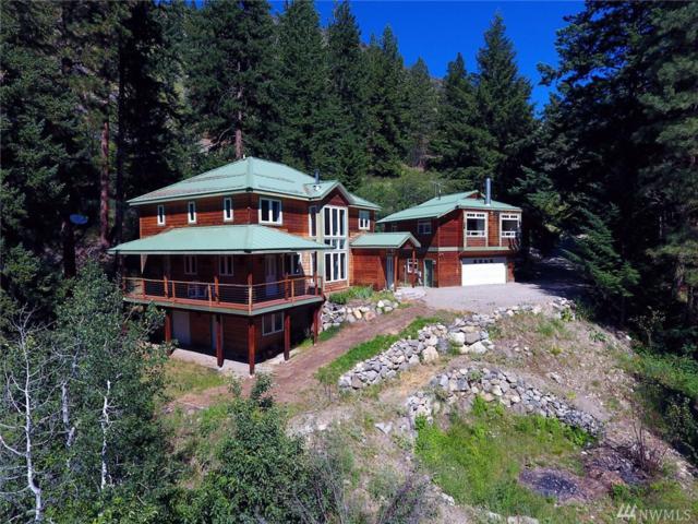41 Trillium Rd, Winthrop, WA 98862 (#1147725) :: Ben Kinney Real Estate Team