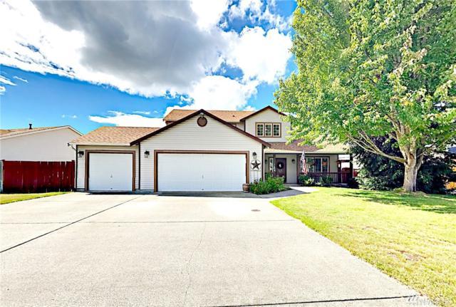 21824 42nd Ave E, Spanaway, WA 98387 (#1148107) :: Ben Kinney Real Estate Team
