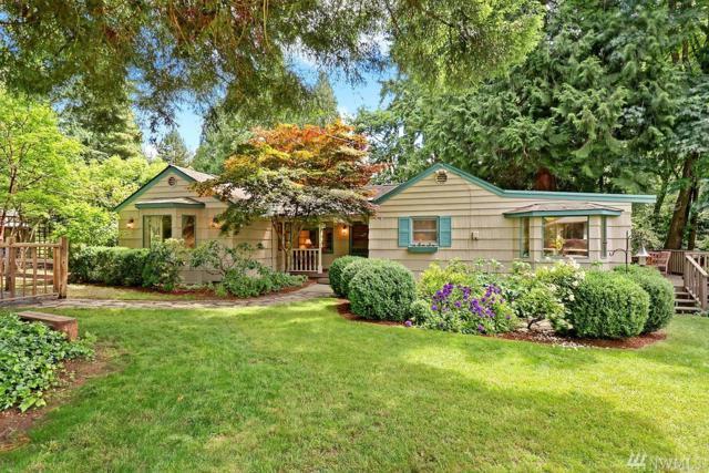 5119 NE 187th St, Lake Forest Park, WA 98155 (#1149238) :: Ben Kinney Real Estate Team