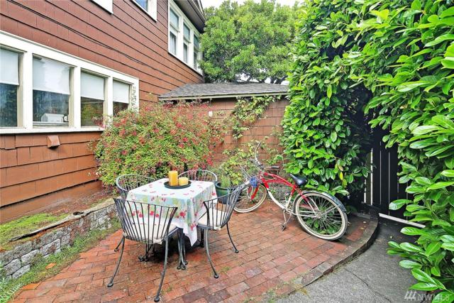 6308 SW Marguerite Ct, Seattle, WA 98116 (#1161262) :: Ben Kinney Real Estate Team