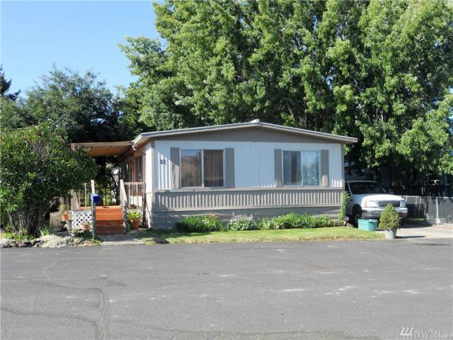 710 State Route 821 #21, Yakima, WA 98901 (#1161798) :: Ben Kinney Real Estate Team