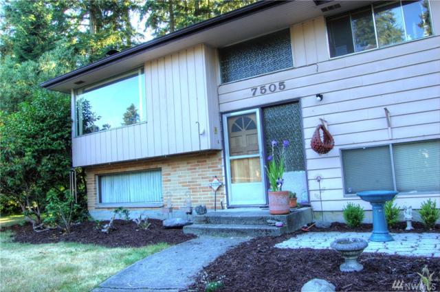 7505 124th Ave NE, Kirkland, WA 98033 (#1164302) :: The Eastside Real Estate Team