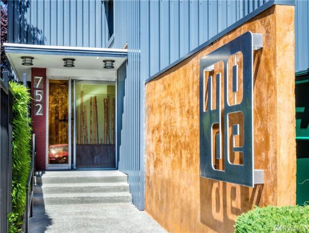 752 Bellevue Ave E #305, Seattle, WA 98102 (#1166770) :: Beach & Blvd Real Estate Group