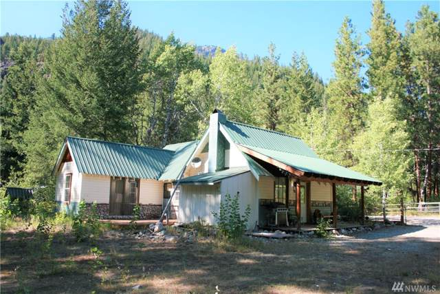 707 Lost River Road, Mazama, WA 98833 (#1168547) :: Canterwood Real Estate Team