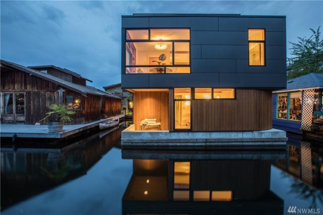 3146 Portage Bay Place E J, Seattle, WA 98102 (#1169337) :: Ben Kinney Real Estate Team