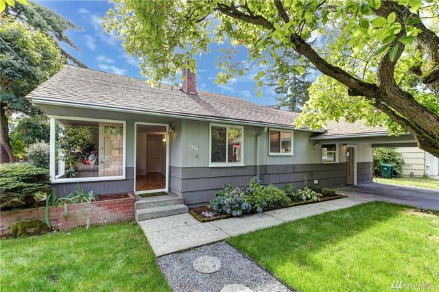 2309 N 193rd St, Shoreline, WA 98133 (#1171867) :: The Snow Group at Keller Williams Downtown Seattle