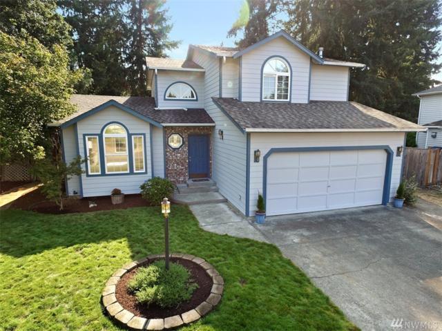 24011 32nd Av Ct E, Spanaway, WA 98387 (#1174297) :: Ben Kinney Real Estate Team