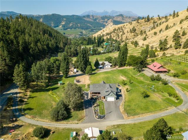 7000-B Olalla Canyon Rd, Cashmere, WA 98815 (#1175231) :: Ben Kinney Real Estate Team
