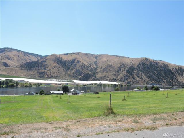 45 Lot 13 Sackett Glen Lane, Chelan, WA 98816 (#1181307) :: Real Estate Solutions Group