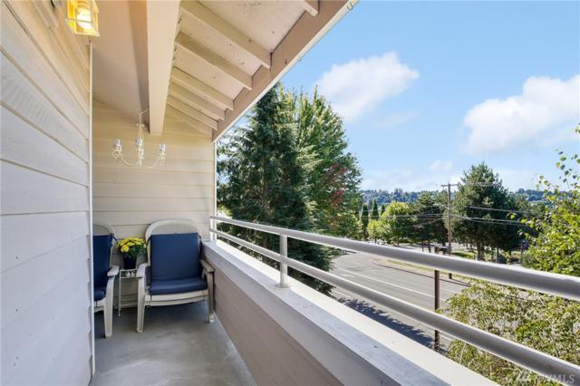 14007 NE 181st St #302, Woodinville, WA 98072 (#1185200) :: Ben Kinney Real Estate Team