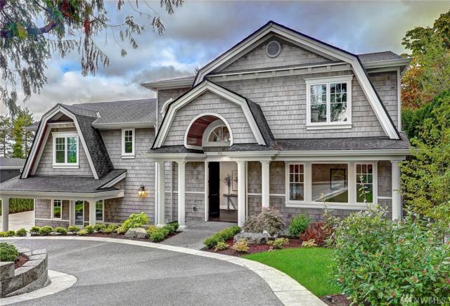 9058 NE 39th Place, Yarrow Point, WA 98004 (#1186601) :: Ben Kinney Real Estate Team
