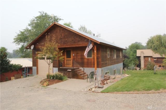 308 Washington St, Winthrop, WA 98862 (#1189801) :: Ben Kinney Real Estate Team