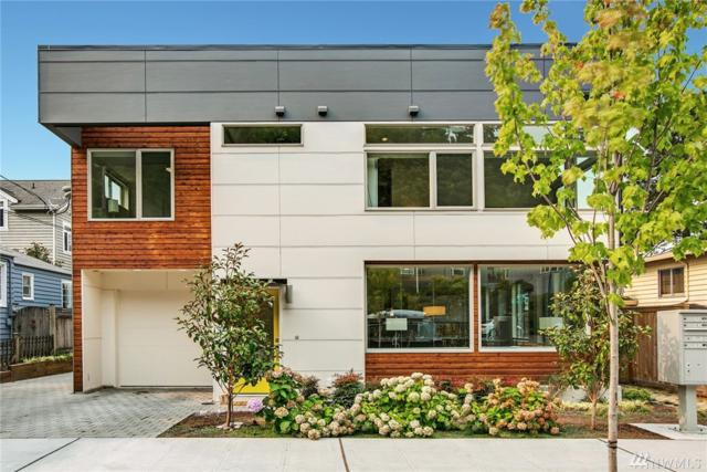 4131 Chilberg Ave SW, Seattle, WA 98116 (#1190807) :: Ben Kinney Real Estate Team