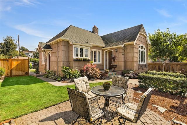 3214 45th Ave SW, Seattle, WA 98116 (#1192851) :: Ben Kinney Real Estate Team