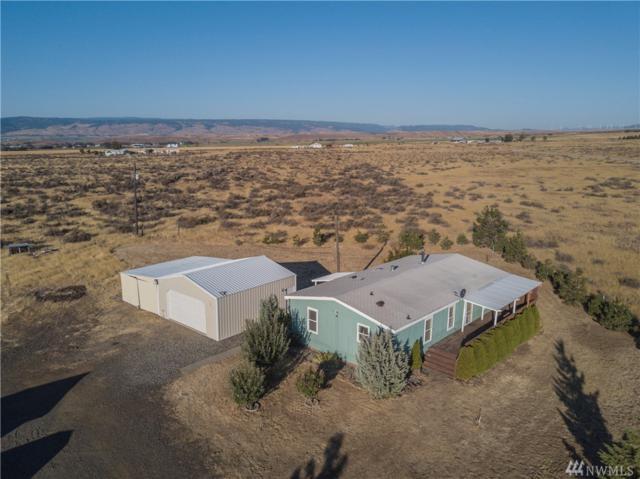 6813 N Reecer Creek Rd, Ellensburg, WA 98926 (#1193733) :: Ben Kinney Real Estate Team