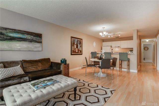 5834 NE 75th St B108, Seattle, WA 98115 (#1195331) :: Ben Kinney Real Estate Team