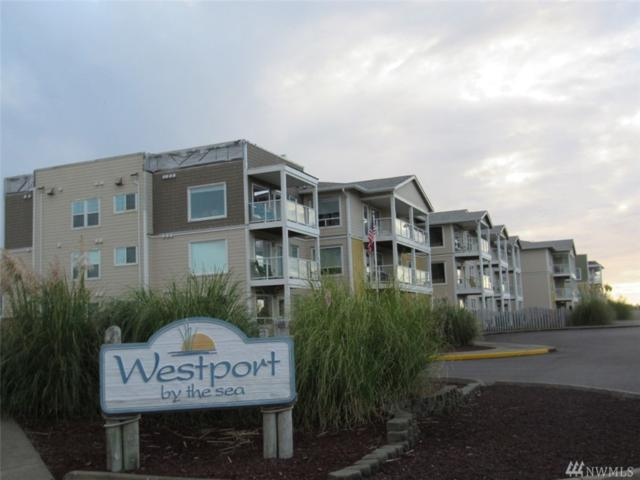 1600 Ocean Ave #111, Westport, WA 98595 (#1195796) :: Ben Kinney Real Estate Team