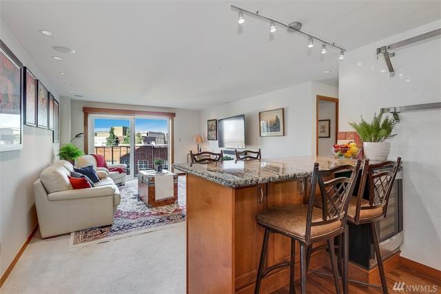 1300 University St 3G, Seattle, WA 98101 (#1195956) :: Ben Kinney Real Estate Team