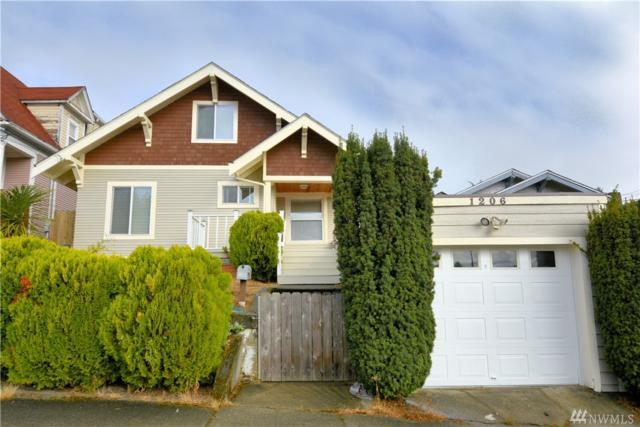 1206 7th St, Bremerton, WA 98337 (#1196558) :: Keller Williams - Shook Home Group