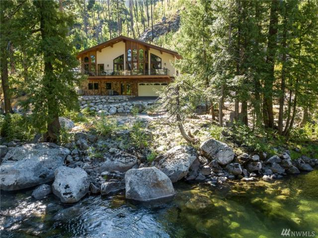 7001 Icicle Road, Leavenworth, WA 98826 (#1196730) :: Nick McLean Real Estate Group
