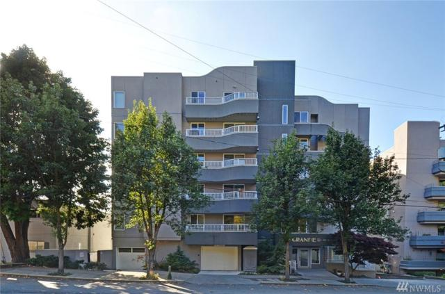 601 W Mercer Place #205, Seattle, WA 98119 (#1198263) :: Beach & Blvd Real Estate Group