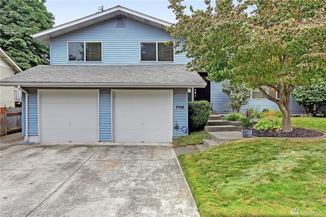 1715 Monroe Ave SE, Renton, WA 98058 (#1198322) :: Ben Kinney Real Estate Team
