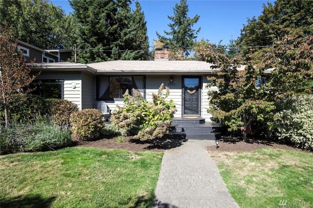 9856 NE 27th St, Bellevue, WA 98004 (#1200082) :: Ben Kinney Real Estate Team
