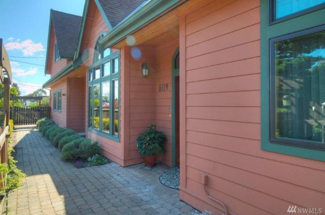509 Calhoun St, Port Townsend, WA 98368 (#1200146) :: Ben Kinney Real Estate Team