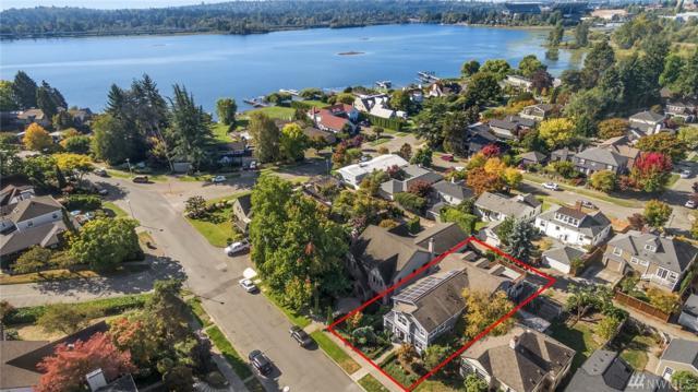 3811 42nd Ave NE, Seattle, WA 98105 (#1201587) :: Ben Kinney Real Estate Team